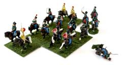 Confederation of the Rhine Mounted Jagers & Hussars Collection #1