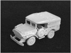 M37 .75 Ton Truck