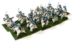 Austrian Cuirassiers Collection #2