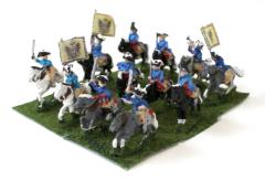 Austrian Dragoons Collection #4