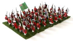 British SYW Infantry Collection #1