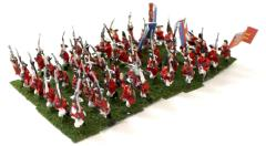 British SYW Infantry Collection #2