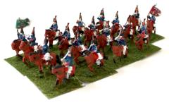 British SYW Mounted Grenadiers Collection #1