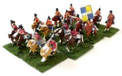 French SYW Dragoons Collection #2