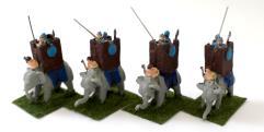 Carthaginian Elephants Collection #1