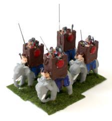 Carthaginian Elephants Collection #5