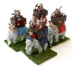 Carthaginian Elephants Collection #7