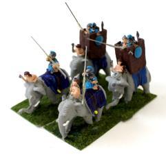 Carthaginian Elephants Collection #8