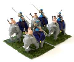 Carthaginian Elephants Collection #9