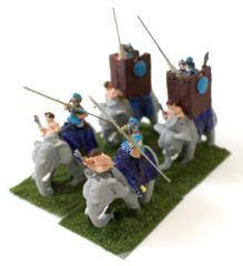 Carthaginian Elephants Collection #10
