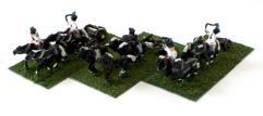 Austrian Foot Artillery Limbers Collection #3