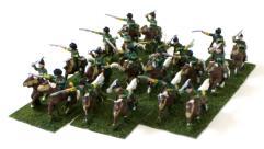 British Dragoons Charging Collection #1