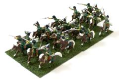 British Dragoons Charging Collection #2