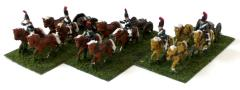 Prussian Foot Artillery Limbers Collection #5