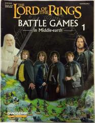 "#1 ""Guide to Middle-earth, Playing the Game, Battle Game"""