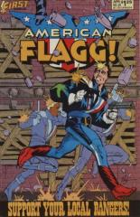 American Flagg! Collection - 3 Issues!