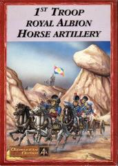 1st Troop Royal Albion Horse Artillery