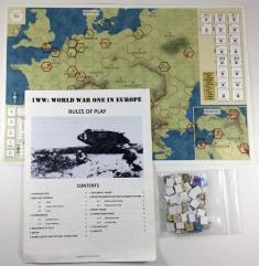 1WW - World War One in Europe