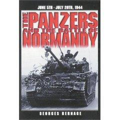 Panzers and the Battle of Normandy, The