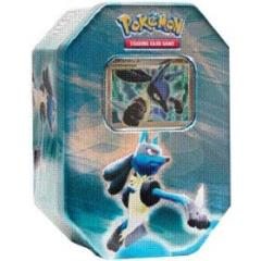 2007 Diamond & Pearl Collector's Tin - Lucario