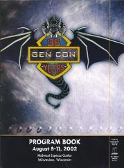 2002 Gen Con Program Book
