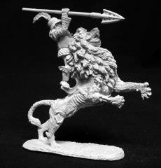 Reaper of the Apocalypse - War Mounted on Lion