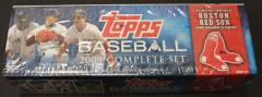 2009 Boston Red Sox Complete Set