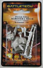 Agrotera Mech - Jumping (2014 Limited Edition)