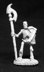 Skeleton Halberdier