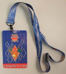 Pokemon North America Championships 2017 Competitor Badge