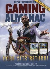 2019 Beckett Collectible Gaming Almanac