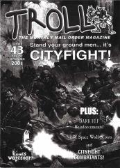 """#43 """"Cityfight, Dark Elf Reinforcements, Space Wolf Scouts"""""""
