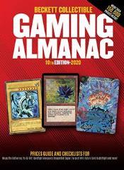 2020 Beckett Collectible Gaming Almanac