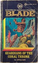 Blade #20 - Guardians of the Coral Throne