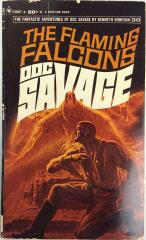 Doc Savage - The Flaming Falcons