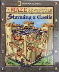 Storming a Castle - A Maze Adventure