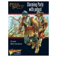Storming Party w/Petard