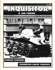 """#6 """"Ambush Scenario, Terminator Squad Variants"""""""