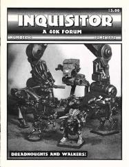 """#5 """"Dreadnoughts and Walkers"""""""