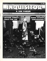"""#4 """"Revised Vehicle Rules for 40k, Eldar Exarch Conversions"""""""