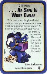 …As Seen in White Dwarf