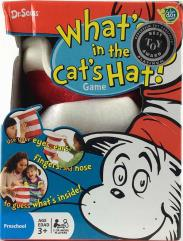 What's in the Cat's Hat?