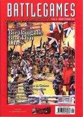 "#16 ""Breaking the Brooklyn Lines, Wargamers' Heaven In Greece, Taking to the Tabletop Skies"""