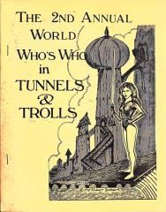 2nd Annual Who's Who in Tunnels & Trolls, The