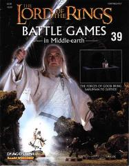 """#39 """"The Forces of Good Bring Saruman to Justice, Gandalf the White, Assault on Orthanc"""""""
