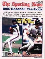 1985 Baseball Yearbook