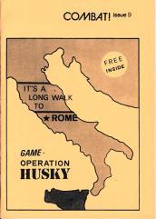 #9 w/Operation Husky