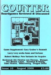 "#10 ""Gary Graber's Summit, Larry Levy Seeks Fame and Fortune, New Variants for Acquire"""