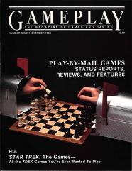 "#9 ""Star Trek - The Games, Blue Max, Runic History"""