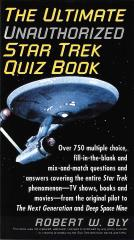 Ultimate Unauthorized Star Trek Quiz Book, The